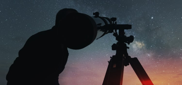 telescopes that don't use visible light